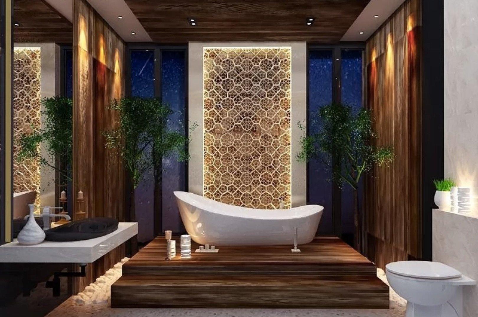 450+ Gambar Desain Kamar Mandi Lux HD Gratid Untuk Di Contoh