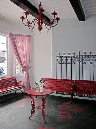 Inspirasi Dekorasi Warna Merah