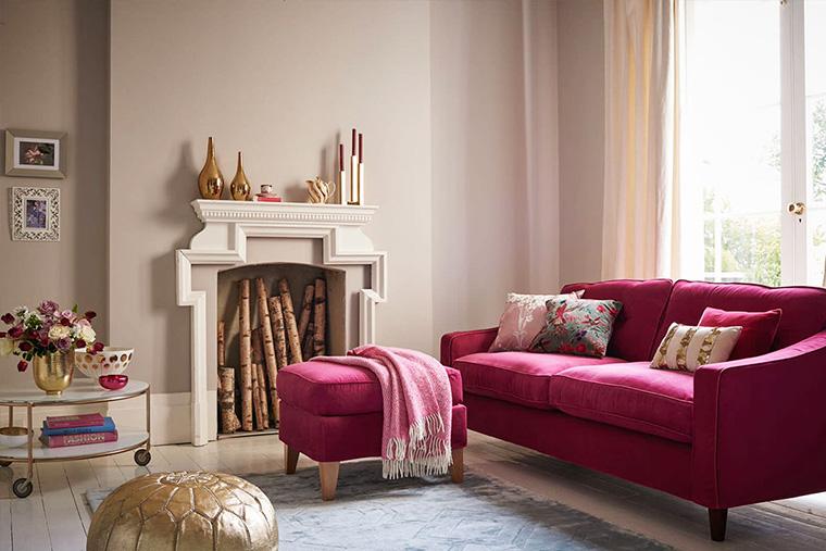 4 Inspirasi Warna Cat Dinding Yang Cocok Untuk Rumah Minimalis